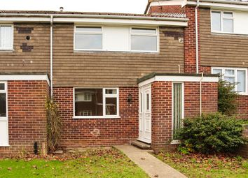 Thumbnail 2 bed terraced house for sale in Meadow Road, Yeovil