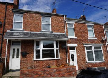 3 bed terraced house for sale in Clifford Terrace, Chester Le Street DH3