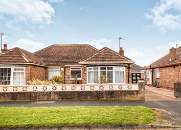 Thumbnail 2 bedroom semi-detached bungalow for sale in Kennerleigh Avenue, Leeds