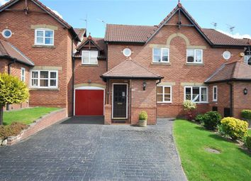 Thumbnail 3 bed semi-detached house for sale in Falconwood Chase, Worsley, Manchester