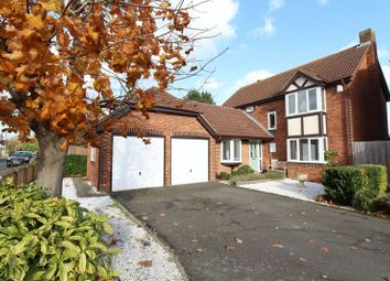 Thumbnail 4 bed detached house for sale in Quenby Way, Bromham