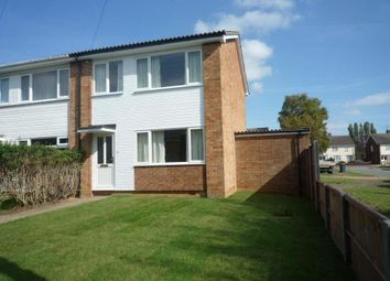 Thumbnail 3 bed property to rent in The Grove, Biggleswade