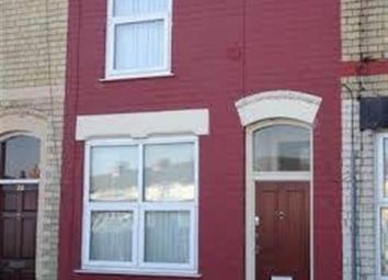 Thumbnail 2 bed terraced house to rent in Whithorn Street, Wavertree, Liverpool