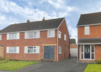 Thumbnail 3 bed semi-detached house for sale in Cherry Orchard Drive, Bromsgrove