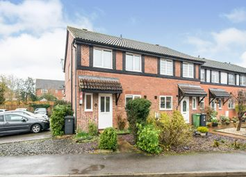 Thumbnail 3 bed end terrace house for sale in Odette Gardens, Tadley