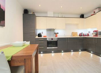 Thumbnail 2 bed flat for sale in Maplewood Court, Woodthorpe Road, Ashford, Middlesex