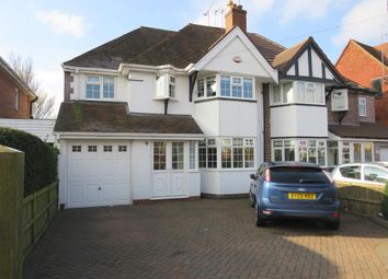 Thumbnail 4 bed semi-detached house for sale in Howley Grange Road, Halesowen