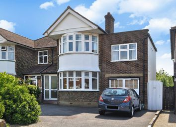 Thumbnail 4 bed semi-detached house for sale in Craddocks Avenue, Ashtead