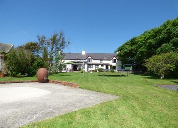 Thumbnail 4 bed detached house for sale in Llanfaelog, Ty Croes, Anglesey, Sir Ynys Mon