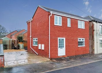 Thumbnail 2 bed detached house for sale in A George Street, Church Gresley, Swadlincote