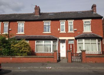 Thumbnail 3 bed terraced house to rent in Northmoor Road, Manchester