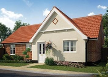 Thumbnail 2 bed detached bungalow for sale in Fordham Road, Soham, Ely