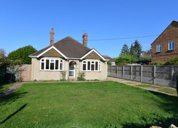 Thumbnail 3 bed detached bungalow to rent in Oxford Road, Cumnor