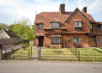 Thumbnail 2 bed semi-detached house for sale in The Street, Furneux Pelham, Hertfordshire