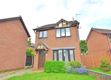 Thumbnail 3 bedroom detached house to rent in Hemsby Way, Westbury Park, Newcastle