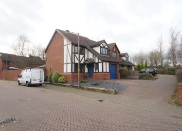 Thumbnail 3 bed detached house for sale in Paxton Crescent, Shenley Lodge