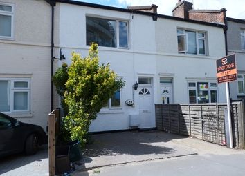 Thumbnail 2 bed terraced house to rent in Durnsford Road, Wimbledon Park, London
