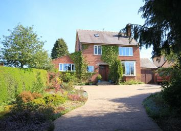 Thumbnail 4 bed detached house for sale in Alkington Road, Whitchurch