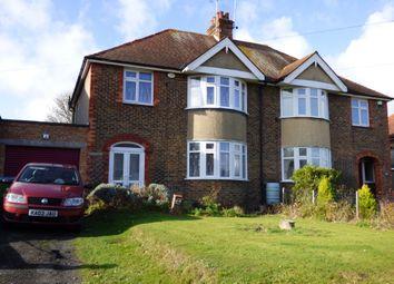 Thumbnail 3 bed semi-detached house to rent in Arundel Road, Littlehampton