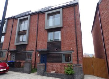 3 bed end terrace house for sale in High Street, Upton, Northampton, Northamptonshire NN5