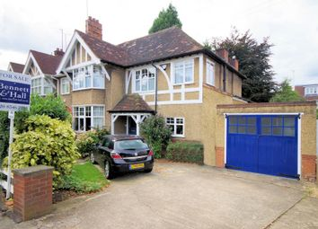 Thumbnail 4 bedroom semi-detached house for sale in Nether Street, Finchley