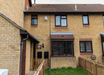 Thumbnail 1 bed terraced house for sale in Caversham Avenue, Shoeburyness