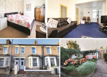 Thumbnail 3 bedroom terraced house for sale in Stockland Street, Cardiff