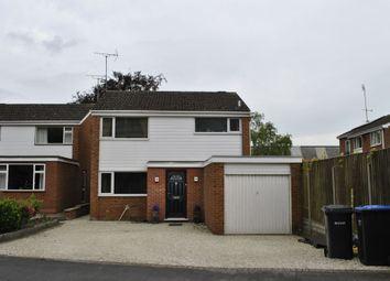 Thumbnail 3 bedroom detached house for sale in Manor Road, Fleckney