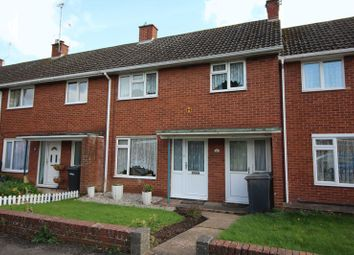 Thumbnail 3 bed terraced house for sale in Taunton Close, St. Thomas, Exeter