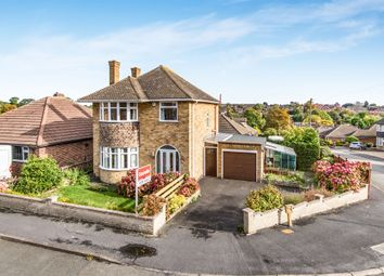 Thumbnail 3 bed detached house for sale in Granville Road, Melton Mowbray