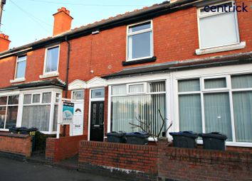Thumbnail 2 bed terraced house to rent in Preston Road, South Yardley, Birmingham