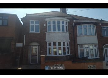 Thumbnail 3 bed semi-detached house to rent in New Way Road, Leicester