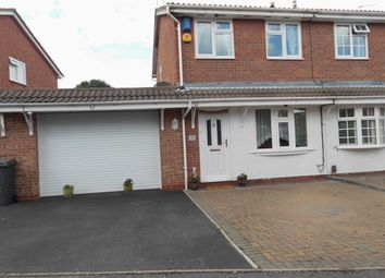 3 bed semi-detached house for sale in Swallowdale Drive, Leicester LE4