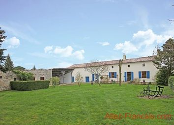 Thumbnail 2 bed property for sale in Les Alleuds, Deux-Sèvres, 79190, France