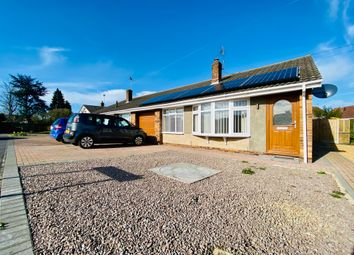 2 bed semi-detached bungalow for sale in Holborn Road, Spalding PE11