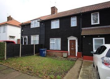 Thumbnail 3 bedroom property to rent in Blundell Road, Burnt Oak, Edgware