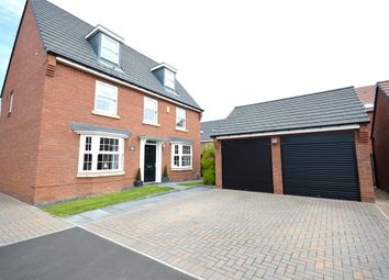 Thumbnail 5 bed detached house for sale in Thorncliffe Close, Teal Farm Village, Washington, Tyne & Wear.
