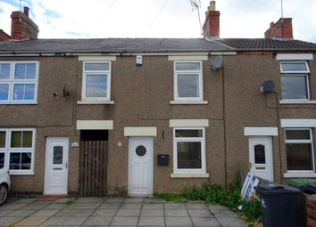 Thumbnail 3 bedroom terraced house for sale in Pentrich Road, Ripley