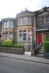 Thumbnail 7 bed terraced house to rent in Waverley Road, Redland, Bristol