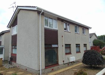 Thumbnail 3 bed flat for sale in Winton Court, Ardrossan