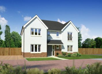 "Thumbnail 5 bedroom detached house for sale in ""Laurieston"" at Drum Farm Lane, Bo'ness"