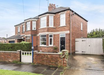 Thumbnail 3 bed semi-detached house for sale in Owston Avenue, York