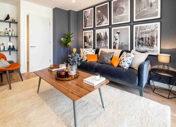 2 bed flat for sale in Knights Road, Silvertown, London E16