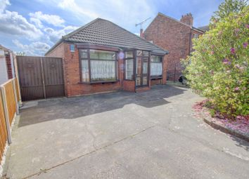 Thumbnail 2 bed bungalow for sale in Exeter Road, Scunthorpe