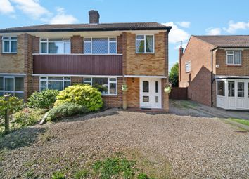 3 bed semi-detached house to rent in Edinburgh Close, Ickenham, Uxbridge UB10