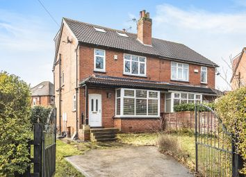 Thumbnail 4 bed semi-detached house for sale in Nunroyd Lawn, Leeds, West Yorkshire