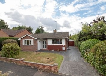 Thumbnail 3 bed detached bungalow for sale in Carlton Crescent, Church Crookham, Fleet
