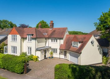 Thumbnail 5 bed detached house for sale in Worrin Road, Shenfield, Brentwood, Essex