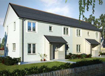 Thumbnail 3 bed semi-detached house for sale in Beringer Street, Hidderley Park, Camborne, Cornwall