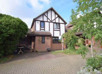 Thumbnail 3 bed detached house for sale in Peartree Close, Toddington, Dunstable